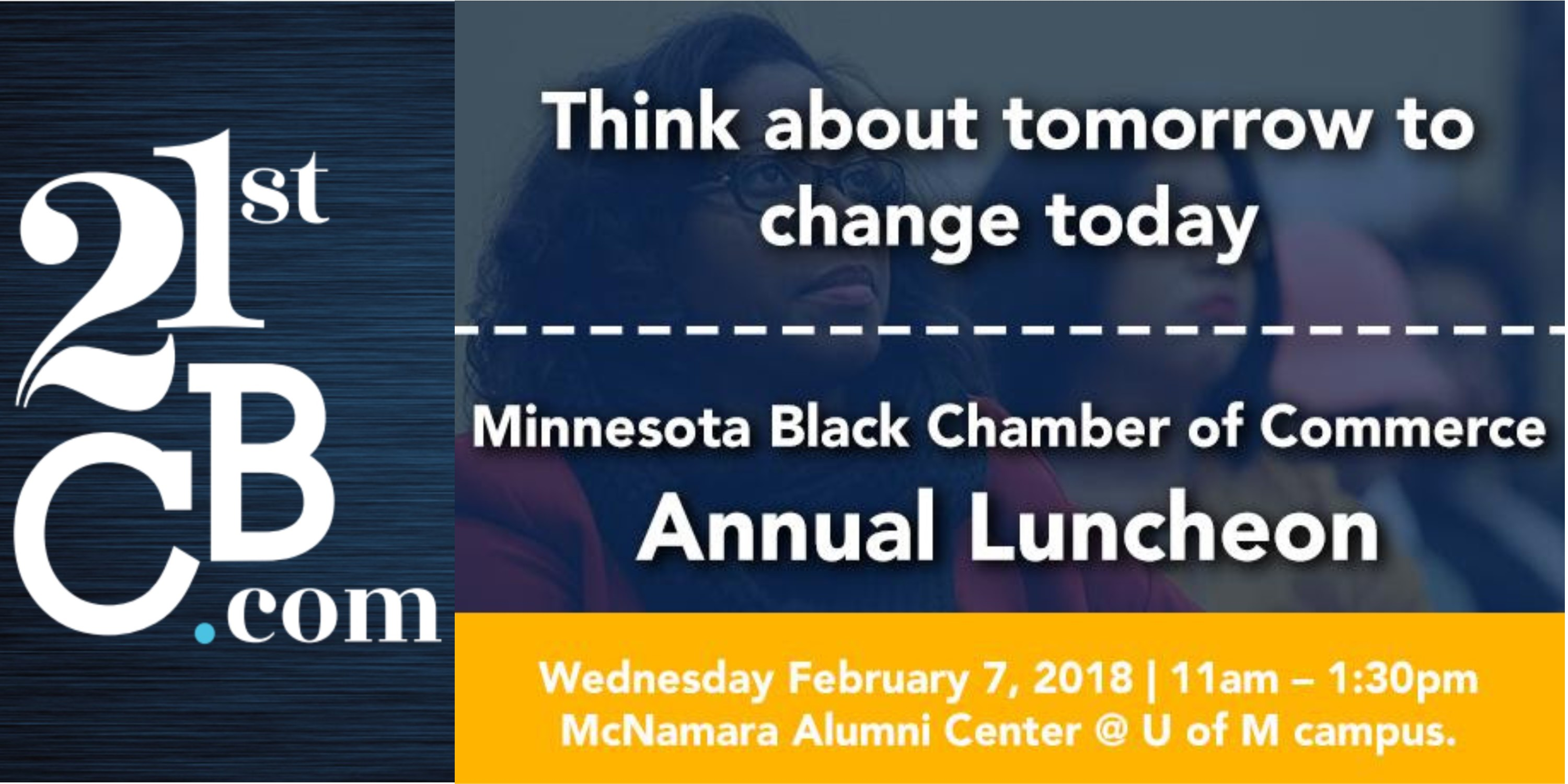 MN Black Chamber of Commerce – Annual Meeting