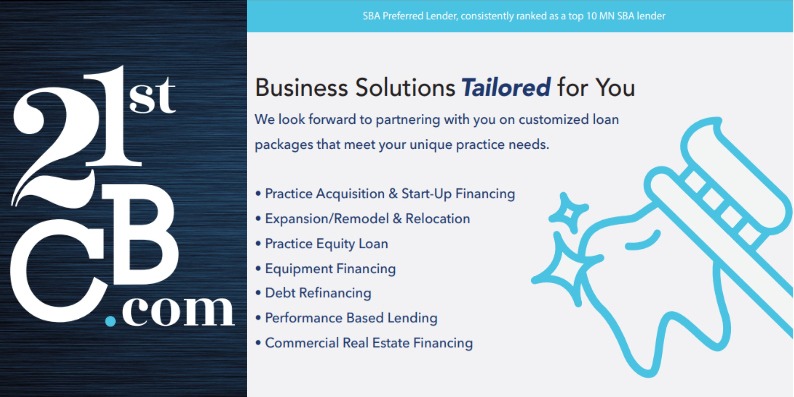 Committed to Supporting Dental Excellence -Dental Practice Loans