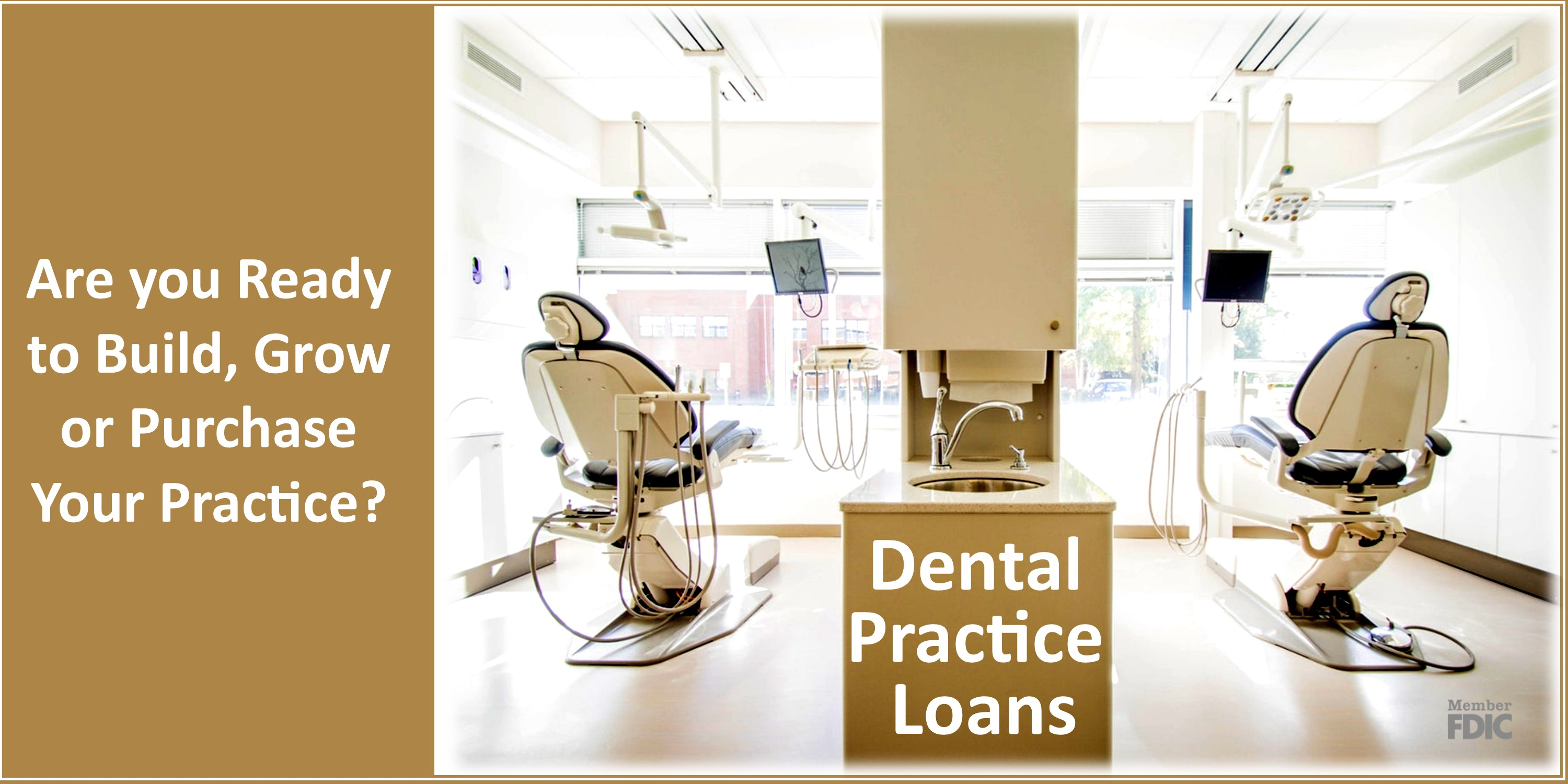 Where does Dental financing fit within the lending spectrum?