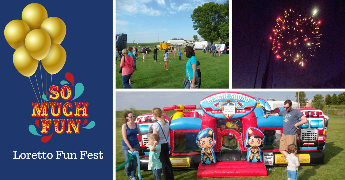 Loretto Fun Fest – 2018 Community Event